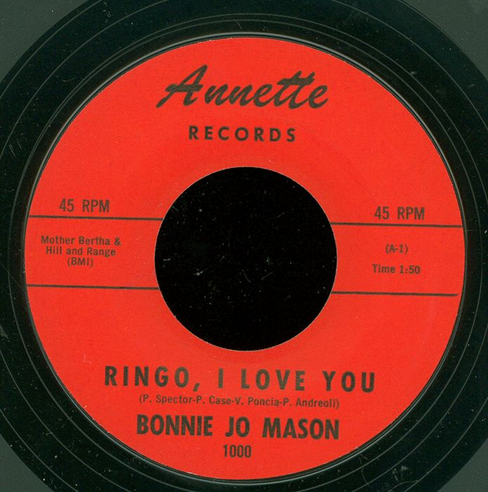 Ringo, I Love You / Beatle Blues